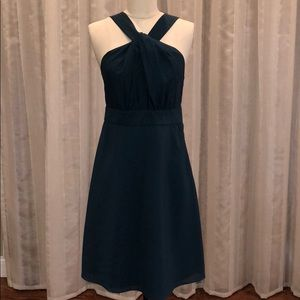 The Limited Halter Neck Dress